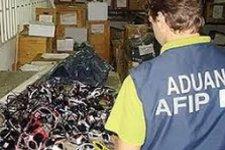 Resultado de imagen para ingreso ilegal de mercaderías + aduana