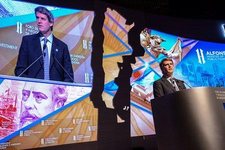 Reformas detonarán el crecimiento en México: Meade en Washington