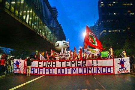 Lula pidió la renuncia de Temer y elecciones anticipadas