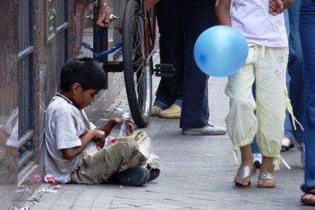 El 59% de los menores de hasta 17 años son pobres