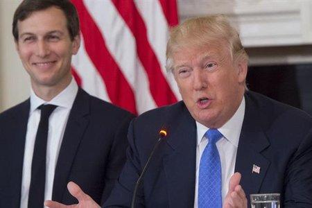 Trump defiende la producción nacional al inaugurar la semana