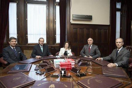 Por hechos de corrupción, ordenan inspección judicial a Corte Suprema de Justicia