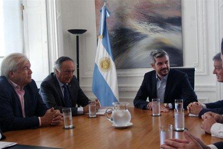 El Presidente recibirá a la cúpula de la Unión Industrial Argentina