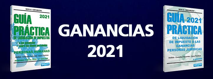 Ganancias 2021